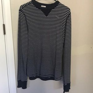 Abercrombie Mens long sleeve shirt- XL